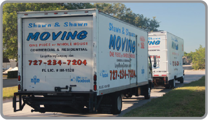 Shawn & Shawn Moving | Delivery Services | Pinellas County, Florida movers