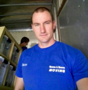 Aaron | Shawn & Shawn Moving Company | Our Guys | Pinellas County, Florida Movers