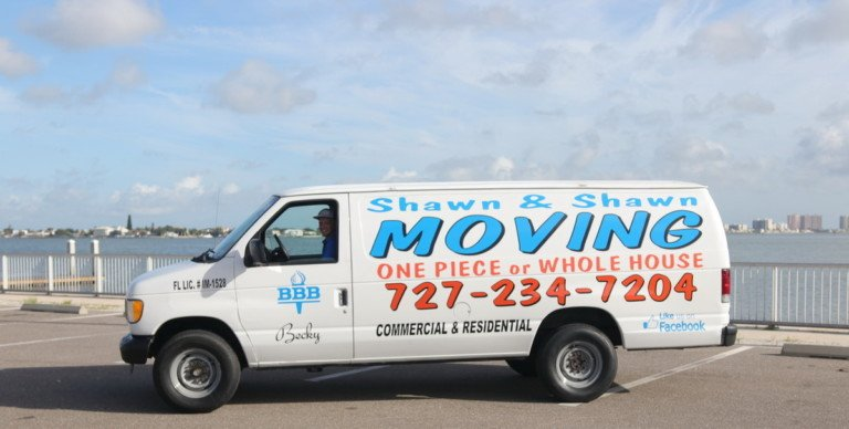 Becky Shawn & Shawn Moving Trucks | Moving Company | Pinellas County, Florida