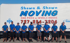 Shawn & Shawn Moving Team | Our Crew | Pinellas County, Florida movers