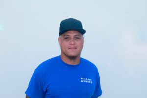 Sammy | Shawn & Shawn Moving Company | Our Guys | Pinellas County, Florida Movers