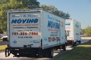 Delivery Services | Shawn & Shawn Moving Company | Pinellas County, Florida
