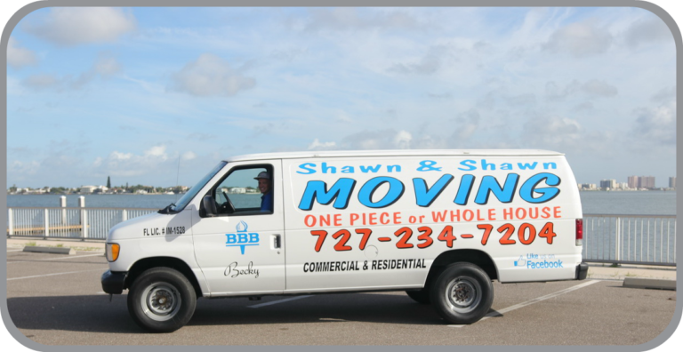 Becky | Local Moving Team | Pinellas County, Largo Florida Movers