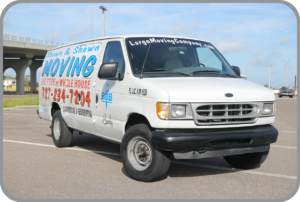 Local Delivers in Pinellas County, Florida Starting at $60 | Shawn & Shawn Moving Company | Delivery Services | Furniture Delivery Services | Consignment & Appliance Deliveries Florida