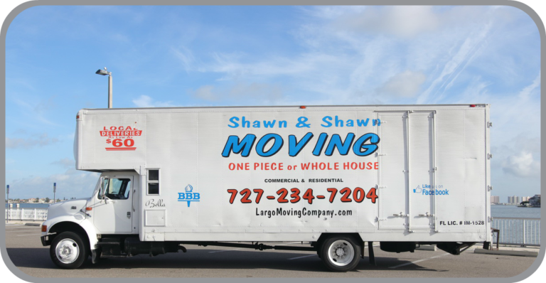 Bella | Local Moving Team | Pinellas County, Largo Florida Movers