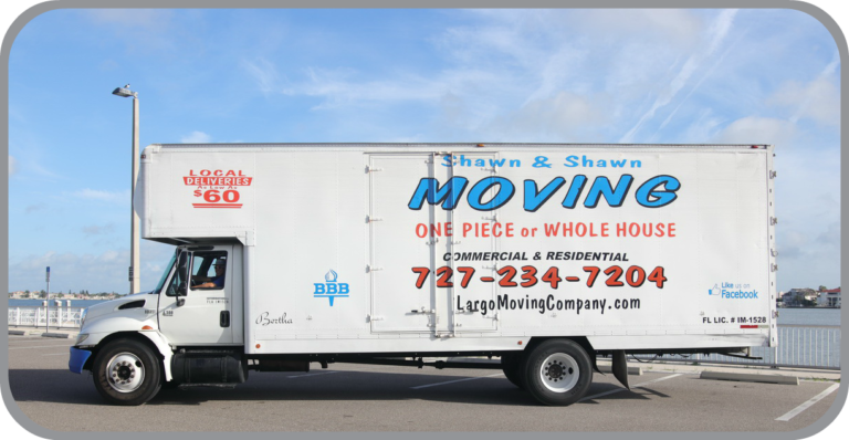 Bertha | Local Moving Team | Pinellas County, Largo Florida Movers