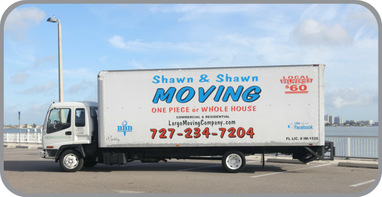 Betty | Local Moving Team | Pinellas County, Largo Florida Movers