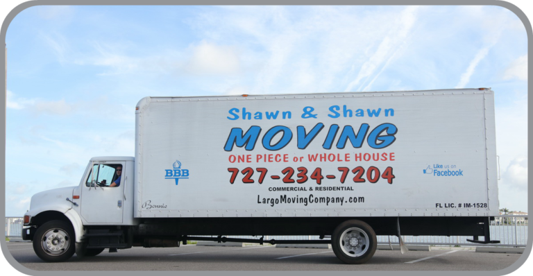 Bonnie | Local Moving Team | Pinellas County, Largo Florida Movers