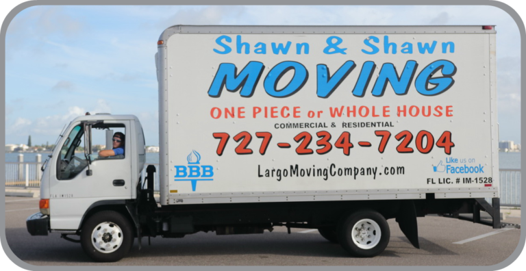 Bridget | Local Moving Team | Pinellas County, Largo Florida Movers