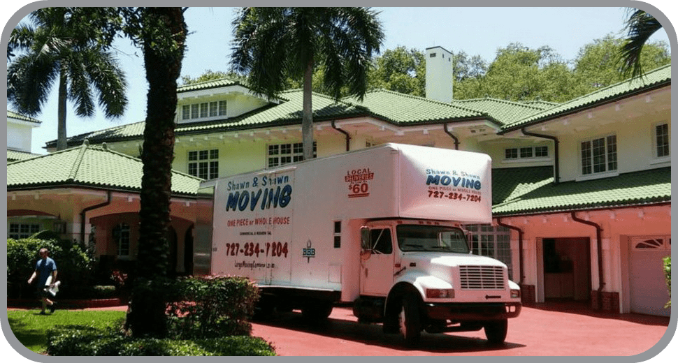 Moving Services | Residential & Commercial Pinellas County Movers