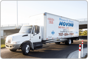 Pinellas County Movers | Moving Services In Florida | Shawn & Shawn Moving Company